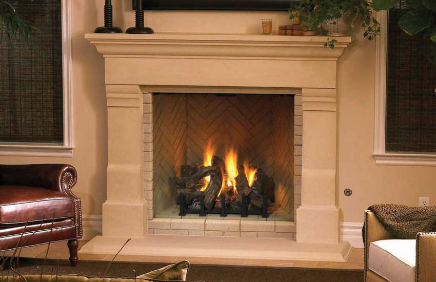Gallery - Fireplaces Inserts (Wood and Gas) - American Heritage ...