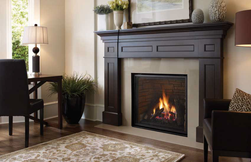 Gallery - Traditional - American Heritage Fireplace