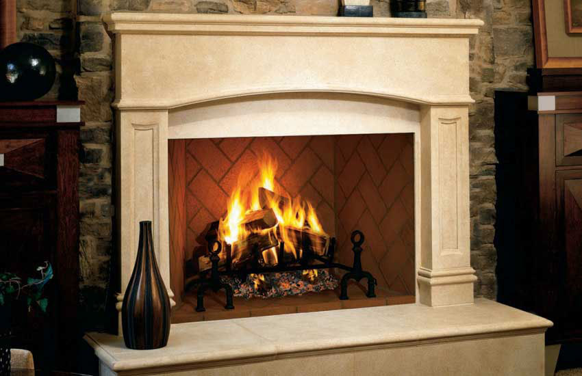 Gallery - Wood Burning Fireplaces and Stoves - American Heritage ...