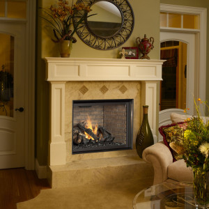 Direct Vent Fireplaces Archives - American Heritage Fireplace