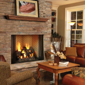 Masonry Form Fireplaces Archives - American Heritage Fireplace