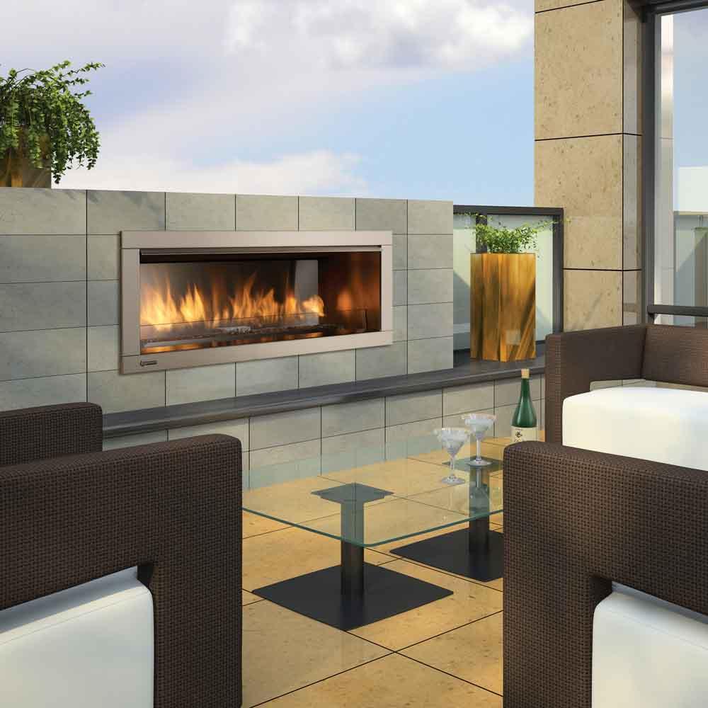 Regency Horizon® HZO42 Outdoor Gas Fireplace - American ...