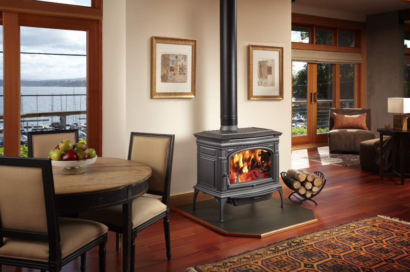 Stoves Archives - American Heritage Fireplace