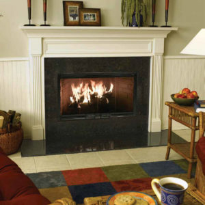 Zero Clearance Fireplaces Archives - American Heritage Fireplace