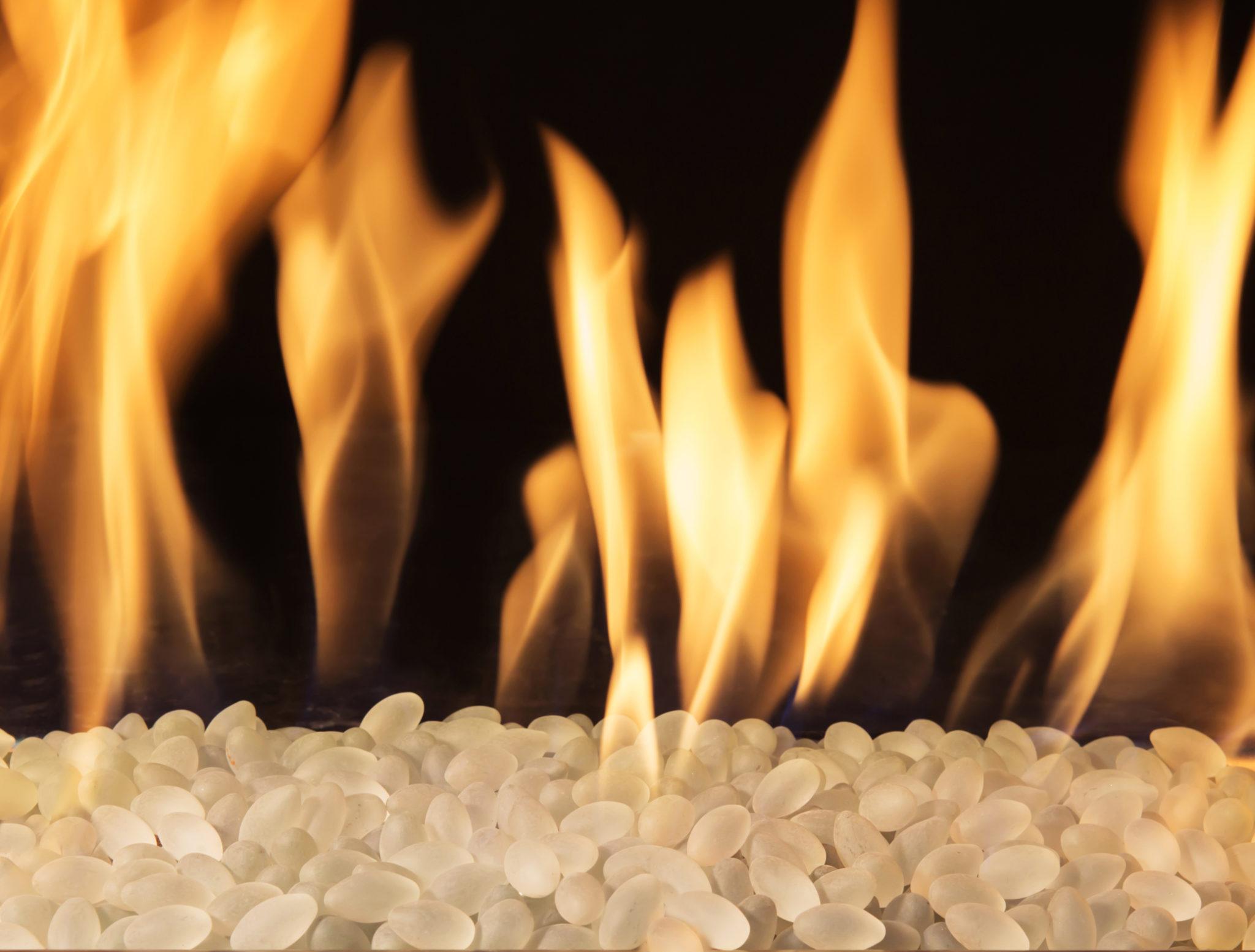 fireplace glass beads american heritage fireplace