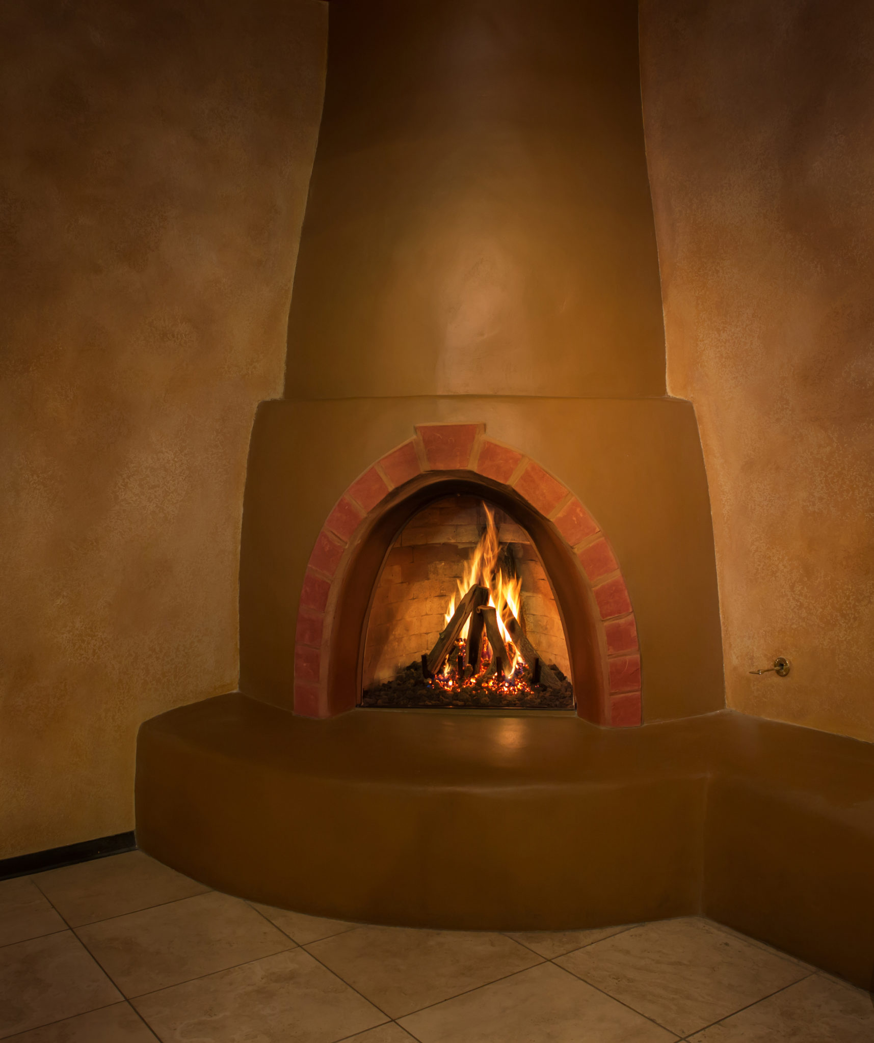 The Kiva American Heritage Fireplace
