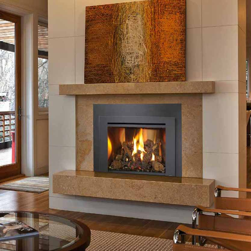 Fireplace Xtrordinair 430 Gas Insert American Heritage Fireplace
