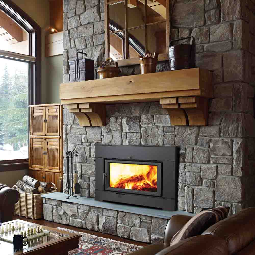 Pro Series Ci2600 Wood Insert American Heritage Fireplace