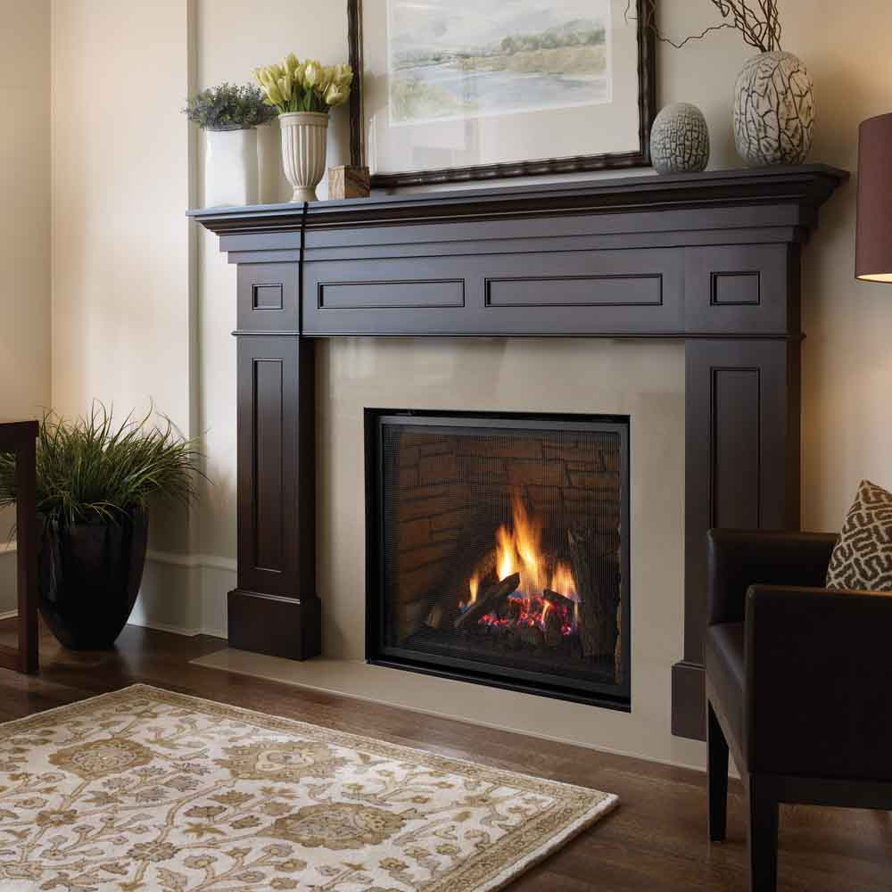 Liberty L965e Direct Vent Gas Fireplace American Heritage Fireplace